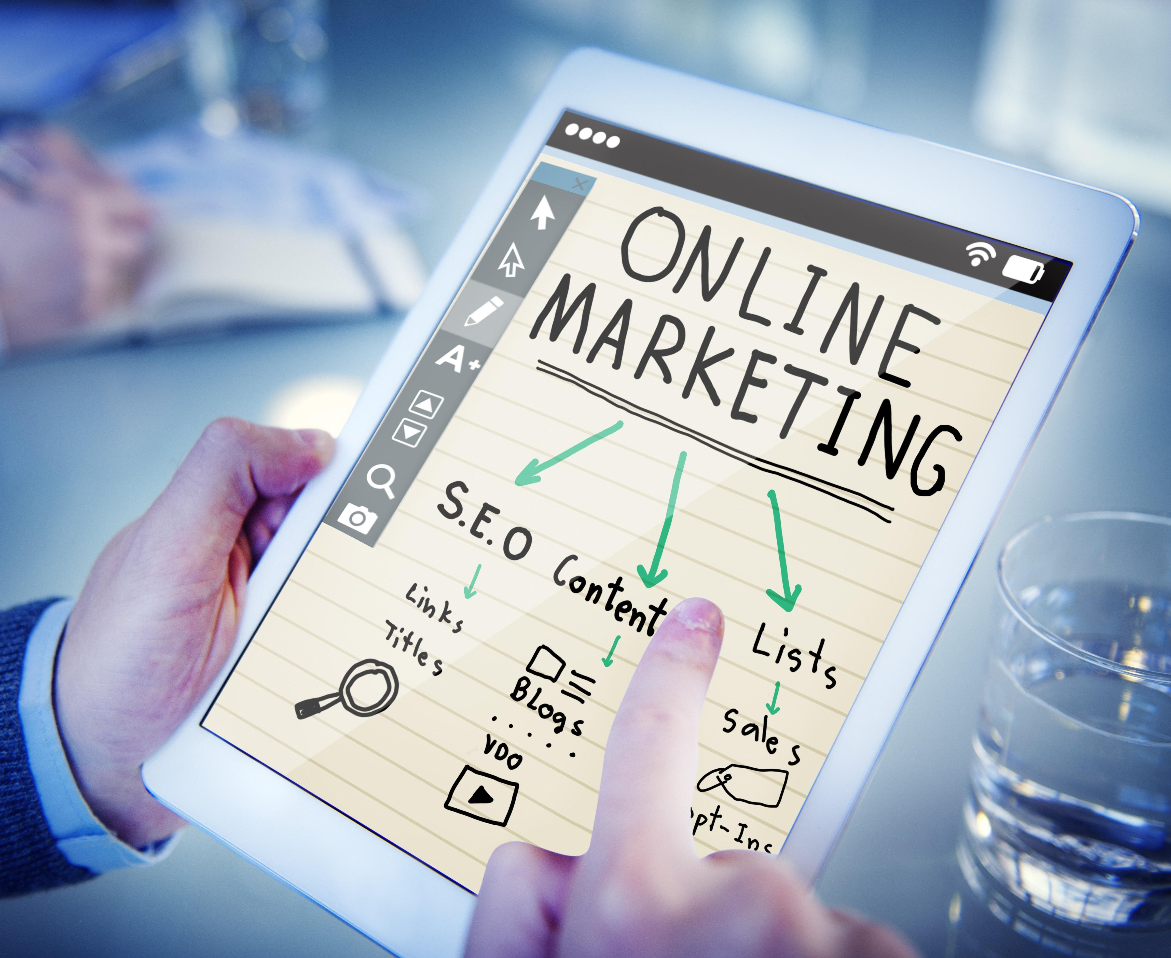 Online Marketing - Tech Strange